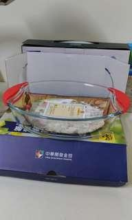 🚚 鍋寶水晶耐熱烤盤