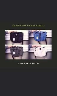 🚚 Messenger Travel Bag
