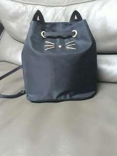 真品 BESO 貓咪包