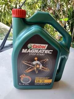 [NEW] Castrol Magnatec Stop-Start Fully Synthetic 5W-30 Engine Oil 4L