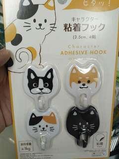 購自日本柴犬掛勾 貓