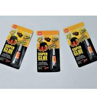 🚚 Super glue