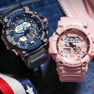 品牌 Smael 運動手錶