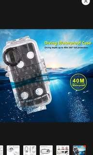 🚚 Underwater diving waterproof case for huawei P20 pro