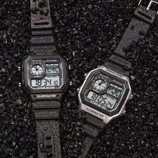 運動電子錶