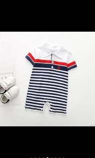 🚚 Baby boy romper infant newborn