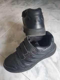 Authentic Adidas Black Boys Shoes