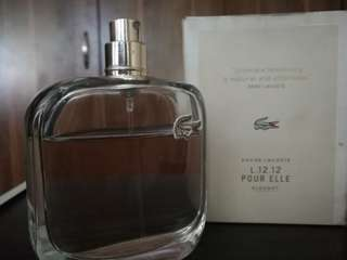 Lacoste Perfume Used Health Beauty Carousell Philippines
