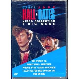 Hall & Oates  Video Collection [ DVD ]