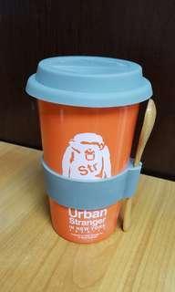 Urban Stranger 水杯