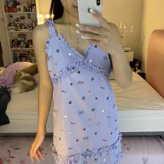 dress new ( bukan baju tidur )