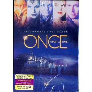 Once Upon A Time Season 1 [ DVD ]