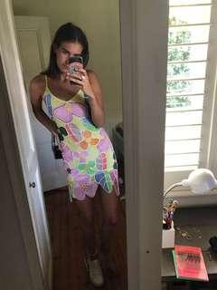 Cutest floral dress