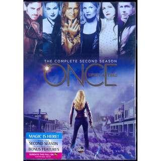 Once Upon A Time Season 2 [ DVD ]