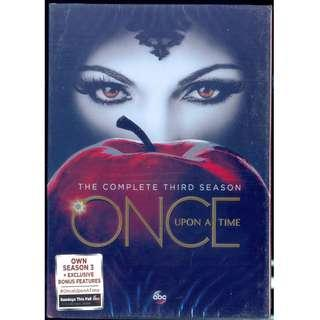 Once Upon A Time Season 3 [ DVD ]