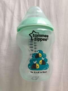 5x Preloved Tommee Tippee Bottle 260ml(9oz)