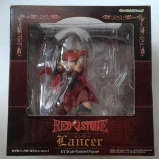 Orchid Seed Red Stone Lancer 1/7 PVC Figure