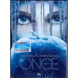 Once Upon A Time Season 4 [ DVD ]