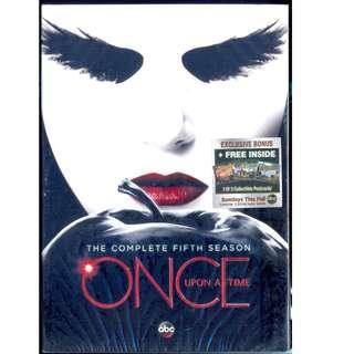 Once Upon A Time Season 5 [ DVD ]