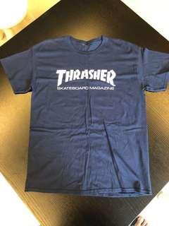 Thrasher 短袖 L號