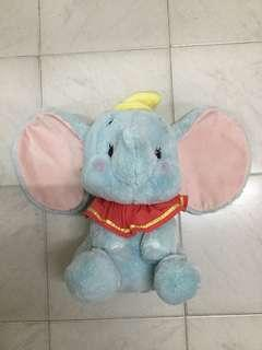 Disney Dumbo 小飛象 公仔 plush 大隻