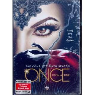 Once Upon A Time Season 6 [ DVD ]