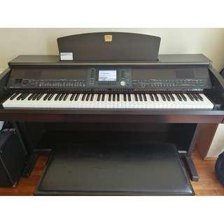 WTS?WTT: Yamaha Clavinova CVP-503 Digital Piano for Music WorkStation Arranger