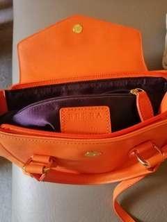 Brera original sunkist sling bag