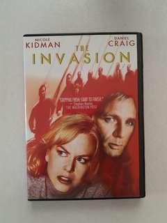 Nicole Kidman The Invasion DVD Daniel Craig 007
