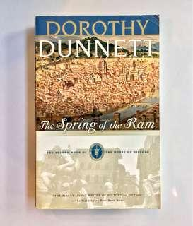 Dorothy Dunnett The House of Niccolo #2The Spring of the Ram