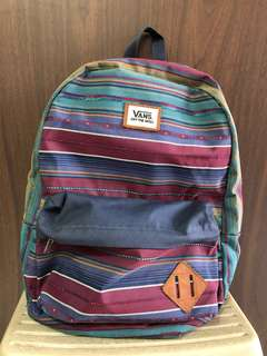 ef2504536785b9 vans backpack.