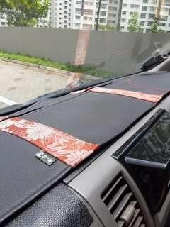 Buan dashboard mat