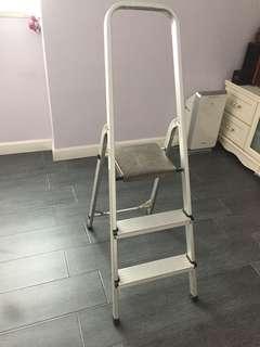 3層摺疊鋁梯