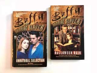 Buffy The Vampire Slayer Pocketbooks Twin Bundle