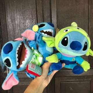 Boneka Stitch original Disney