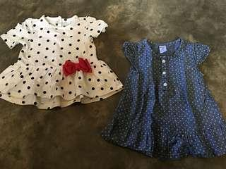 Tops for 1-2 yrs old