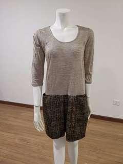100% Japan imported preloved cotton. Dress