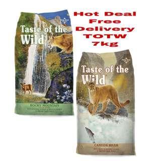 Taste Of Wild Premium Cat Food 7kg