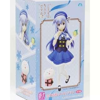 日本直送景品~Is the Order A Rabbit?? - Full Force Modelling Figure Chino