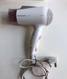 Panasonic Hair Dryer with ION Charge