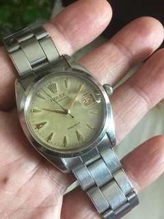 rolex 6494, the older brother of 6694