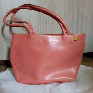 🚚 🧡FURLA Sweet Peach Small Tote Bag