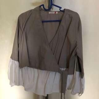 Yuan kimono top abu2 size S