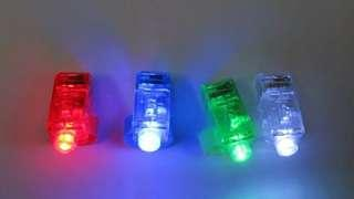 Finger lights (red & white available)