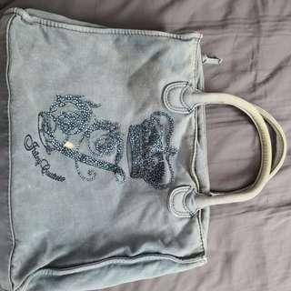 Juice Couture tote bag