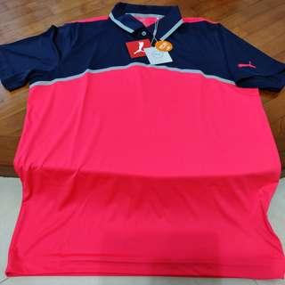 GOLF: PUMA GOLF POLO TEE (BRAND NEW)