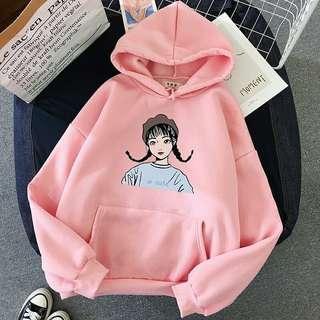 Sweater Cute Pink