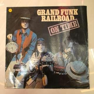 Grand Funk On Time CD
