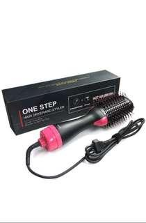 All in one hair dryer