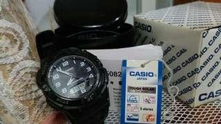 Jam Tangan Casio Tough Solar
